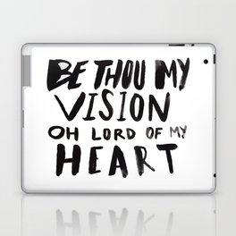 Be Thou My Vision Laptop & iPad Skin