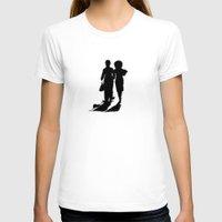 charlie chaplin T-shirts featuring Charlie Chaplin by Sberla
