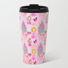 Princess Castle Fairy Travel Mug