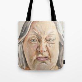 Sneer Tote Bag
