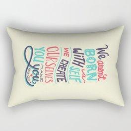 You make you Rectangular Pillow