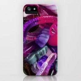 Purple Gummy Candy iPhone Case