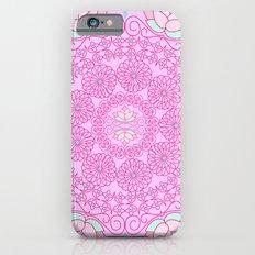 Swirling Petals Slim Case iPhone 6s