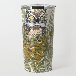 Morning owl Travel Mug