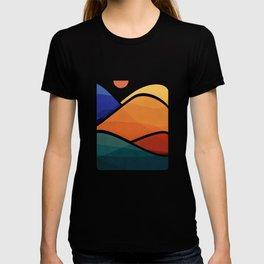 Meditative Mountains T-shirt