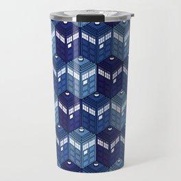 Infinite Phone Boxes Travel Mug