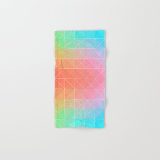 Gradient Hand & Bath Towel