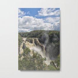 Beautiful Barron Falls Metal Print