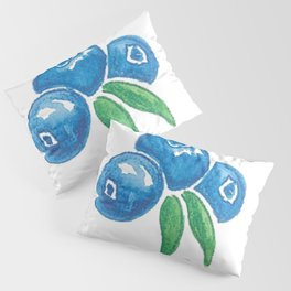 Why So Blueberry? Pillow Sham