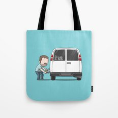 Family Car Sticker Tote Bag
