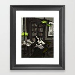 Asenath Framed Art Print