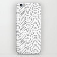 hippy iPhone & iPod Skins featuring Hippy Zebra by John Proestakes