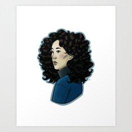 Eve Polastri Art Print