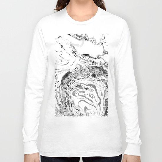 marble II #texture Long Sleeve T-shirt
