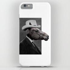 HORSE FACE Slim Case iPhone 6 Plus
