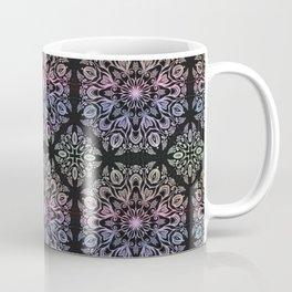 hand draw coloring mandala Coffee Mug