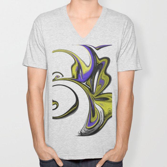 Butterfly #2 Unisex V-Neck
