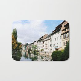Houses of Strasbourg Bath Mat