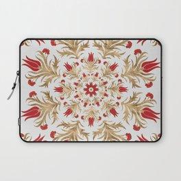 Turkish tulip - Ottoman tile 2 Laptop Sleeve