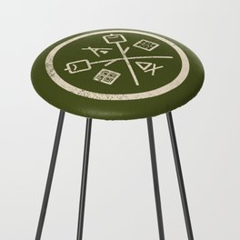 S'mores Society Counter Stool