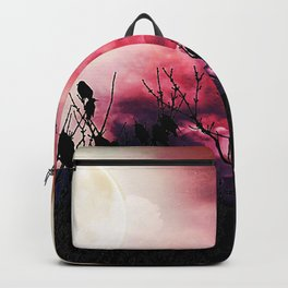 Moon Birds Backpack