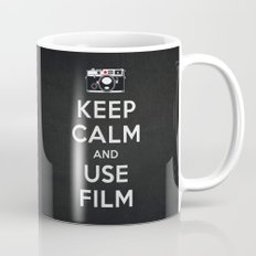 Keep Calm And Use Film Mug