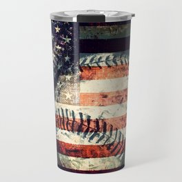 America's game Travel Mug