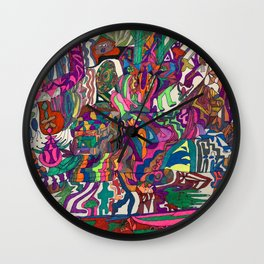 A Time in my Life Wall Clock