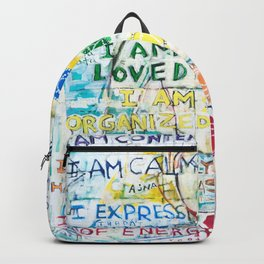 Chakra Primer Backpack