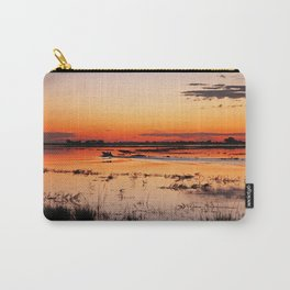 Evening in Africa Carry-All Pouch