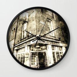Town of Ramsgate Pub London Vintage Wall Clock