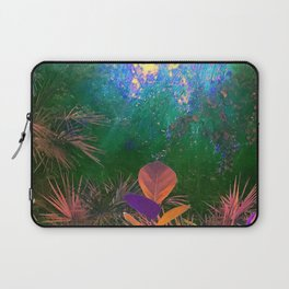 Sunlight in the Enchanted Forest Laptop Sleeve