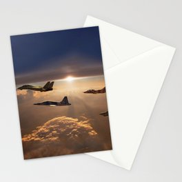 The Flight Home Stationery Cards