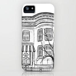 Brooklyn Brownstone  iPhone Case