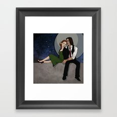 Homecoming Framed Art Print