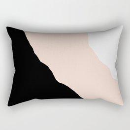 Paper Tear Rectangular Pillow
