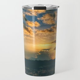 CloudedSun Travel Mug