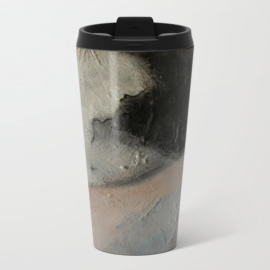 the hours Metal Travel Mug
