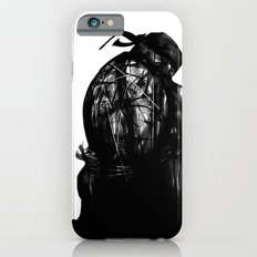 leonardo black and white iPhone 6s Slim Case