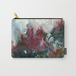 Changing Seasons Abstract Carry-All Pouch