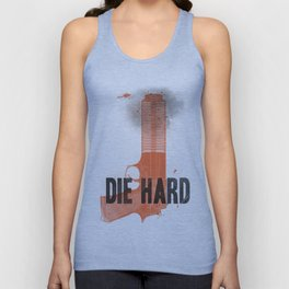 Die Hard Unisex Tank Top