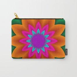 kaleidoscopic art -2- Carry-All Pouch