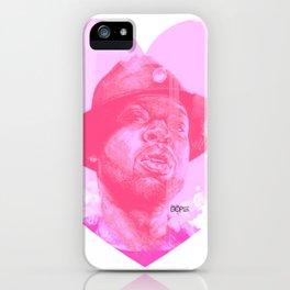 I Heart Dilla iPhone Case
