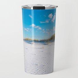 Pristine Sand Dune Travel Mug