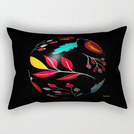 The Autumn Planet Rectangular Pillow