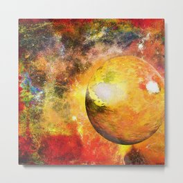 Planet HZ 439 Metal Print