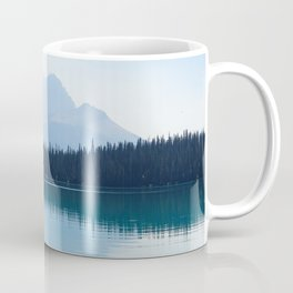 Afternoon on Emerald Lake Coffee Mug
