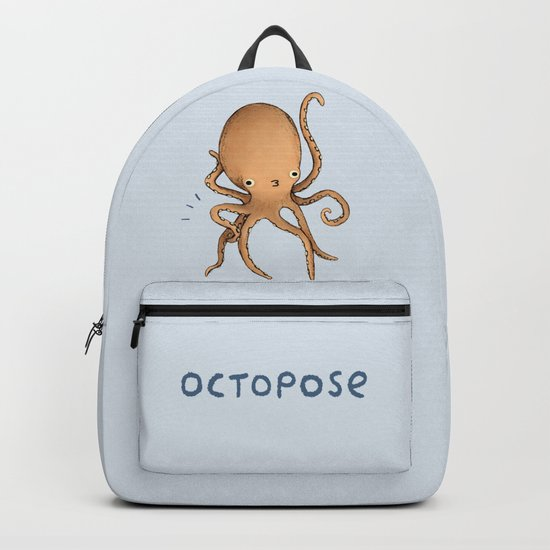 Octopose by sophiecorrigan