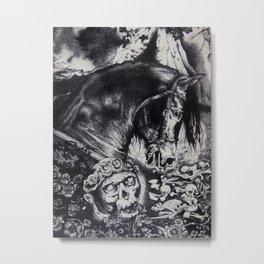 Sleepy Hollow Metal Print