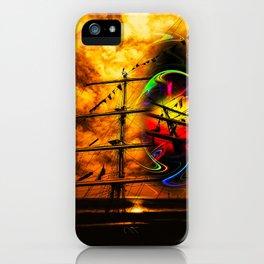 Under sail  iPhone Case